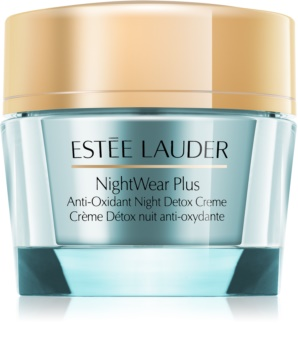 Estée Lauder NightWear Plus crema detossinante notte