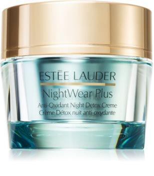 Estée Lauder NightWear Plus Anti-Oxidant Night Detox Cream detoxikáló éjszakai krém