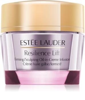 Estée Lauder Resilience Lift ulei cremă fermitate uscata si foarte uscata