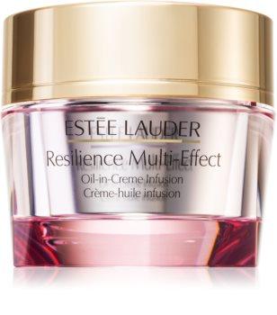 Estée Lauder Resilience Multi-Effect Oil-in-Creme Infusion ujędrniający olejek kremowy do skóry suchej i bardzo suchej
