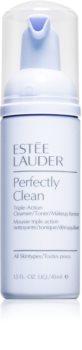 Estée Lauder Perfectly Clean čistiaca voda, tonikum a odličovač 3v1