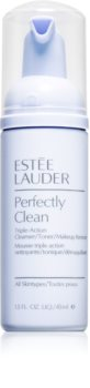 Estée Lauder Perfectly Clean Triple-Action Cleanser/Toner/Makeup Remover płyn oczyszczający, tonik oraz płyn do demakijażu 3 w 1