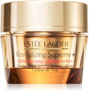 Estée Lauder Revitalizing Supreme + Global Anti-Aging Cell Power Eye Balm przeciwzmarszczkowy krem pod oczy