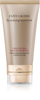 Estée Lauder Revitalizing Supreme + peelingul chimic pentru strălucirea și netezirea pielii