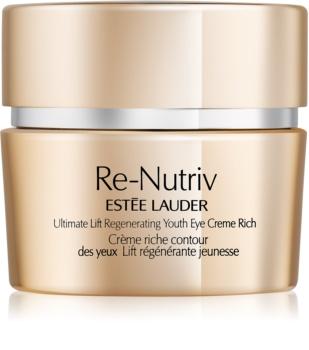 Estée Lauder Re-Nutriv Ultimate Lift crème nourrissante yeux effet lifting