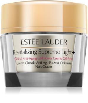 Estée Lauder Revitalizing Supreme Light + multifunkční protivráskový krém s výtažkem z moringy bez obsahu oleje