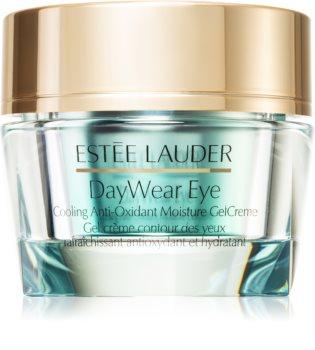 Estée Lauder DayWear Eye Cooling Anti Oxidant Moisture Gel Creme gel antioxydant yeux pour un effet naturel