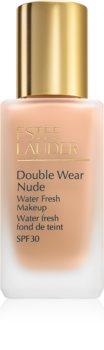 Estée Lauder Double Wear Nude Water Fresh fluidni tekoči puder SPF 30