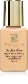 Estée Lauder Double Wear Stay-in-Place Mini langanhaltende Make-up Foundation LSF 10