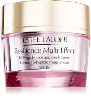 Estée Lauder Resilience Multi-Effect crema nutriente intensa per pelli normali e miste