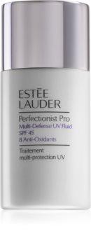 Estée Lauder Perfectionist Pro Multi-Defense UV Fluid SPF 45 crema protectoare pentru fata SPF 45