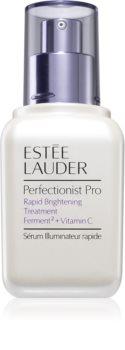 Estée Lauder Perfectionist Pro Rapid Brightening Treatment Ferment² + Vitamin C serum rozświetlające przeciw przebarwieniom skóry