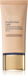 Estée Lauder Double Wear Light Soft Matte Hydra Makeup machiaj persistent SPF 10