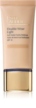 Estée Lauder Double Wear Light Soft Matte Hydra Makeup maquillaje de larga duración SPF 10