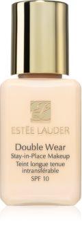 Estée Lauder Mini Double Wear Stay-in-Place podkład o przedłużonej trwałości SPF 10