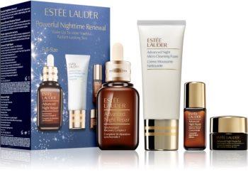 Estée Lauder Powerful Nighttime Renewal kosmetická sada pro ženy