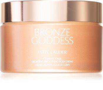 Estée Lauder Bronze Goddess Bodycreme für zarte Haut