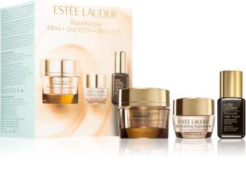 Estée Lauder Beautiful Eyes Firm + Smooth + Brighten козметичен комплект (за жени )