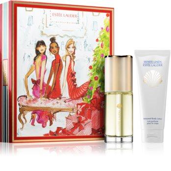 Estée Lauder White Linen Geschenkset (für Damen)