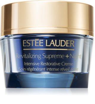 Estée Lauder Revitalizing Supreme + Night Intensive Restorative Creme intenzív revitalizáló hidratáló arckrém
