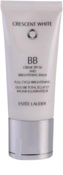 Estée Lauder Crescent White posvetlitvena BB krema proti pigmentnim madežem SPF 50