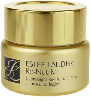 Estée Lauder Re-Nutriv hidratante leve com efeito alisador