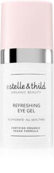 Estelle & Thild BioHydrate feuchtigkeitsspendendes Augengel gegen Schwellungen und Augenringe