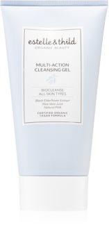 Estelle & Thild BioCleanse gel démaquillant et nettoyant pour apaiser la peau
