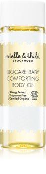 Estelle & Thild BioCare Baby óleo corporal nutritivo para crianças