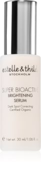 Estelle & Thild Super BioActive озаряващ серум за лице Против тъмни петна