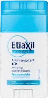Etiaxil Daily Care antitraspirante e deodorante solido per pelli sensibili
