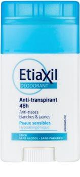 Etiaxil Daily Care desodorizante a antitranspirante para pele sensível