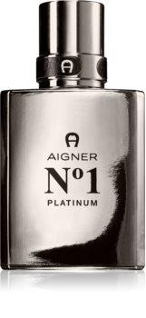 Etienne Aigner No.1 Platinum Eau de Toilette για άντρες
