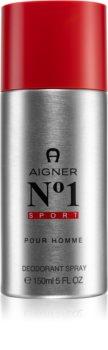 Etienne Aigner No. 1 Sport dezodorant pre mužov