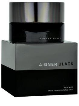 Etienne Aigner Black for Man Eau de Toilette para hombre
