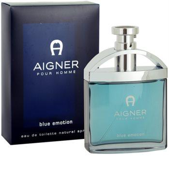 Etienne Aigner Blue Emotion pour Homme Eau de Toilette για άντρες