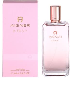 Etienne Aigner Debut Eau de Parfum voor Vrouwen