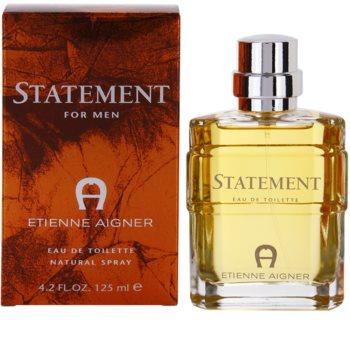 Etienne Aigner Statement Eau de Toilette para homens