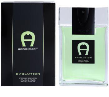 Etienne Aigner Man 2 Evolution after shave para homens 100 ml