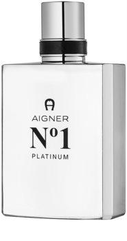 Etienne Aigner No.1 Platinum eau de toilette para homens