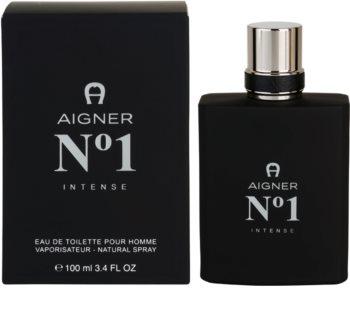 Etienne Aigner No. 1 Intense Eau de Toilette für Herren