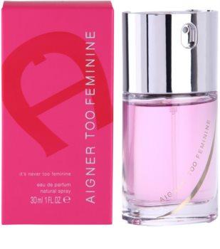 Etienne Aigner Too Feminine eau de parfum pentru femei