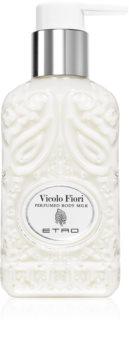 Etro Vicolo Fiori parfümös testápoló tej hölgyeknek
