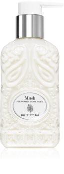 Etro Musk perfumowane mleczko do ciała unisex