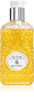 Etro Via Verri gel douche parfumé mixte