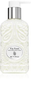 Etro Via Verri parfümös testápoló tej unisex