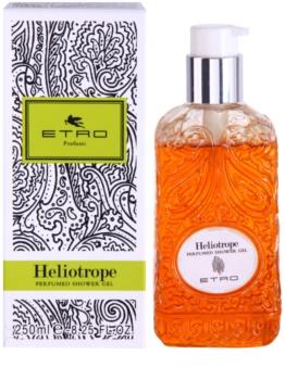 Etro Heliotrope gel doccia unisex 250 ml