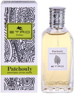Etro Patchouly lotion après-rasage pour homme 100 ml