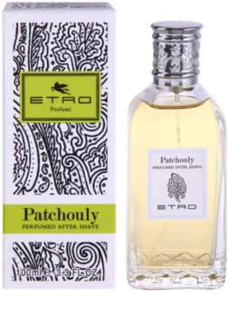 Etro Patchouly lozione after shave per uomo 100 ml