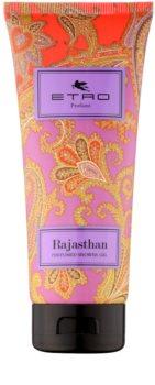 Etro Rajasthan gel de duche unissexo 200 ml